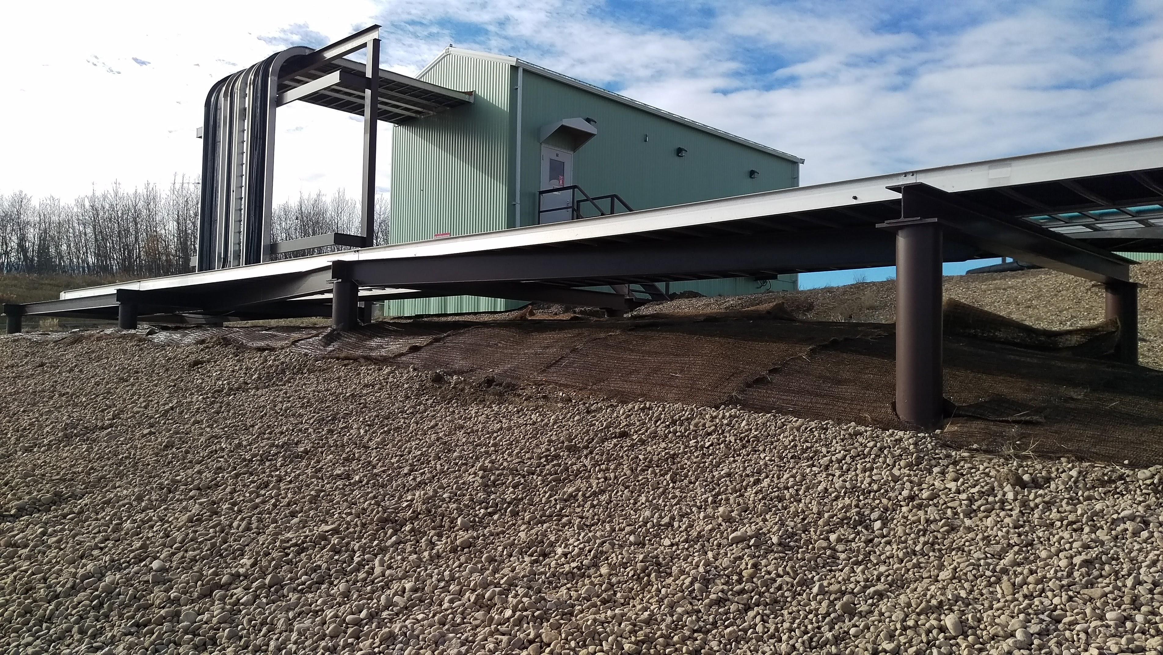 Erosion Control Services Calgary Alberta