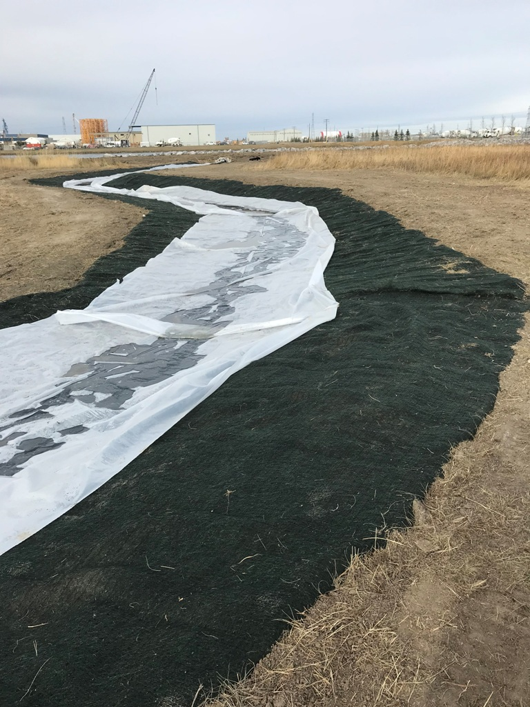 Controlling Erosion During the Rainy Season - Erosion Control Central - Erosion Control Experts Calgary
